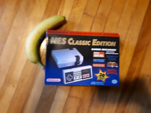 NES Classic never out of the box