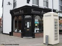 Qualified hair stylist AND an apprentice required by Susanne Fern hair and beauty in Hessle.