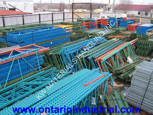 WAREHOUSE RACKING ON SALE. LARGEST SELECTION OF PALLET RACKING