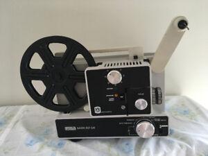 Projecteur 8mm Eumig Mark 607DX