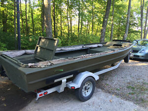 Duck hunting rig