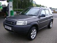 Land Rover Freelander 2.0Td4 auto 2003MY ES TEN SERVICE STAMPS