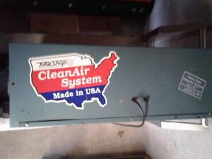 Workshop Air Cleaner, Dust Filter