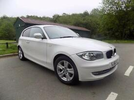 2010 BMW 1 SERIES 118D SE HATCHBACK DIESEL