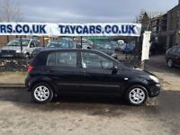 TAYCARS DUNDEE GENUINE SPRING SALE!! 2006 HYUNDAI GETZ NOW £1395