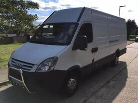 Iveco Daily 35S12 LWB Van 2007 - Ideal Camper Motorhome Conversion
