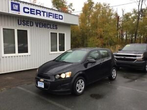 2015 CHEVROLET SONIC LS ($35 Weekly)