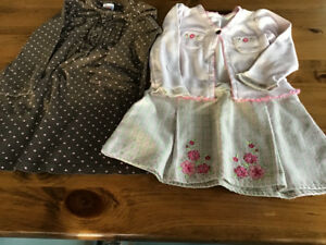 Little Girl Clothing Size 3T (Reference #5)