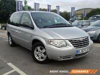 2007 CHRYSLER GRAND VOYAGER 2.8 CRD Executive Auto MPV 7 Seats