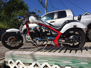 Honda Fury VT1300CXA ABS for sale