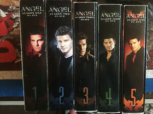 Angel complete 5 seasons.