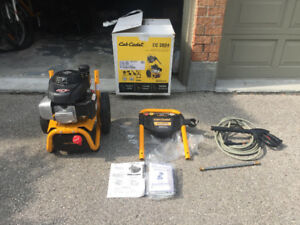 BRAND NEW CUB CADET CC3024 GAS-POWERED PRESSURE WASHER