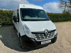 2015 Renault Master 2.3 dCi 35 Business FWD LWB Medium Roof EU5 5dr Panel Van Di