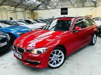 2013 BMW 3 Series 3.0 330d BluePerformance Luxury Touring Sport Auto 5dr