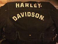 Harley Davidson jacket leather