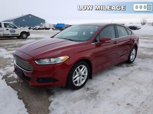 2013 Ford Fusion SE  Low Mileage - Heated Seats!