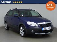 2013 SKODA FABIA 1.6 TDI CR Scout 5dr Estate