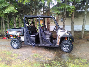 Polaris Ranger Crew 900 EPS for sale