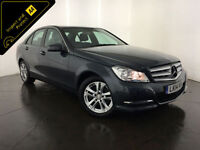 2014 MERCEDES C220 EXECUTIVE SE CDI 1 OWNER SERVICE HISTORY FINANCE PX WELCOME