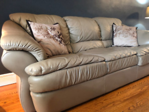 Loveseat and Sofa Set with Lazyboy Recliner