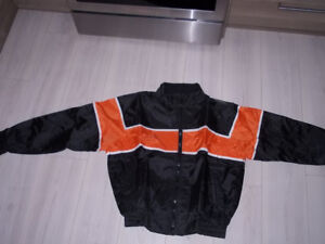 Full Body Rain Gear - Harley Davidson Style - Large - Brand New