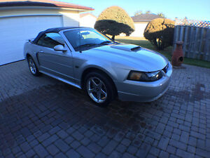 2003 Ford Mustang GT Preimum Convertible