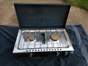 Lido Junior 2 burner plus grill Rosevears West Tamar Preview