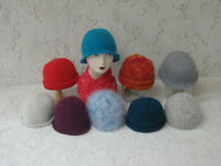 Quality hand made Felted Hats and more