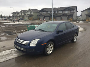 2007 Ford Fusion! Manual Trans! In Great Condition! $4100 OBO!