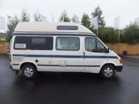 autosleeper duetto two berth campervan