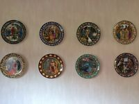 Wedgwood Wall Plates