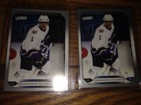 Alexander Ovechkin rookie cards