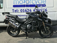 Triumph Tiger 1200 Explorer / Adventure Tourer / Nationwide Delivery / Finance