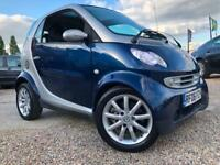 Smart City Coupe PASSION SOFTOUCH (61BHP)