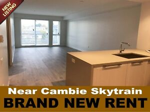 BRAND NEW Vancouver Langara 1 Bed + Den Close To Skytrain