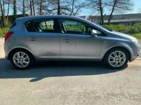 2008 Vauxhall Corsa 1.4i 16V Design 5dr HATCHBACK Petrol Manual