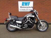 YAMAHA V MAX 1200, CARBON MODEL, 2003, ONLY 1 OWNER & 10,659 MLS, EXCELLENT COND