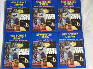 'New Science Library' Series