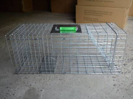 Humane Animal Trap or Pet Transporter Cage - $15 ⁄week to hire