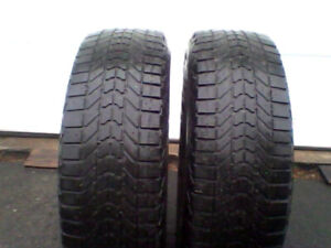 """215/70R16"" Firestone  Winter Force""M&S"