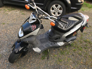Scooter Pgo 2008