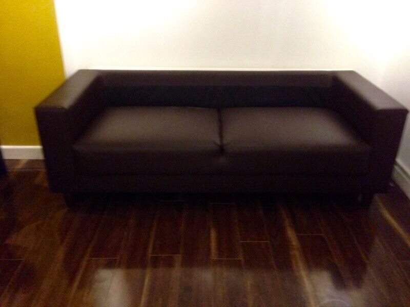 Leather Sofa 25 In Luton Bedfordshire Gumtree
