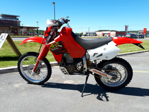 Honda street legal xr650r