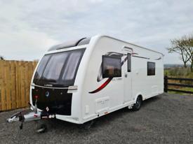 2018 Lunar Ultima 570 Caravan
