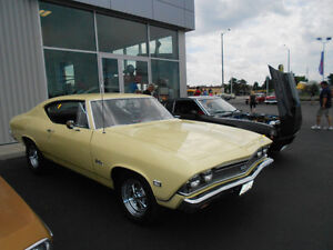 1968 Chevelle hood for sale. Cambridge Kitchener Area image 3