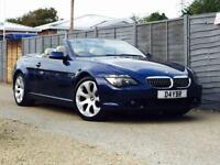 2004 D BMW 6 SERIES 4.4 645CI **LPG GAS CONVERTED. USE LPG OR PETROL** 2D AUTO 3