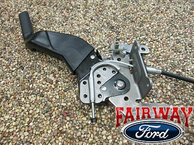 05 thru 09 Mustang OEM Genuine Ford Parts Emergency Parking Brake Handle Lever