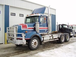 2001 Western Star Daycab OPEN TO OFFERS