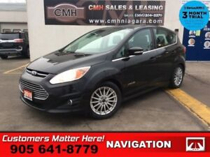 2015 Ford C-Max SEL  NAV LEATH ROOF PWR-GATE CAM SMART-KEY HS SY
