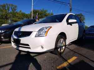 2010 Nissan Sentra safety and e-test